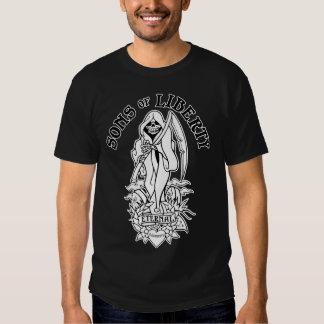 Sons of Liberty Reaper Shirt