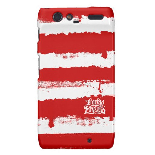 Sons of Liberty Rebel Stripes Case Droid RAZR Cover