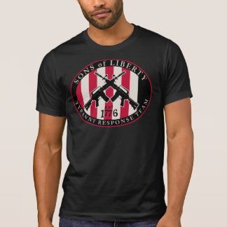 Sons of Liberty Tyranny Response T-shirt