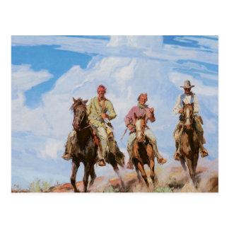 Sons of the Desert Postcard