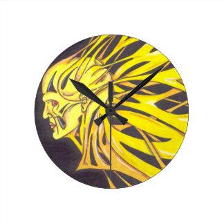 sons rays round clock