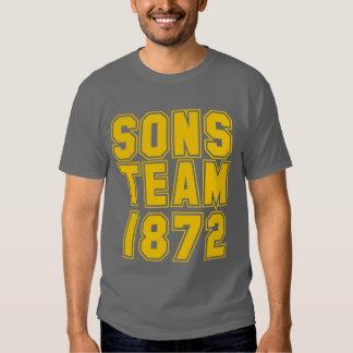 Sons Team - Dark Grey T-shirt
