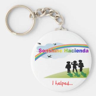 Sonshine Hacienda - Fund Raiser Keychain