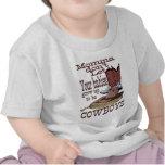 sony atv cowboy babies shirt