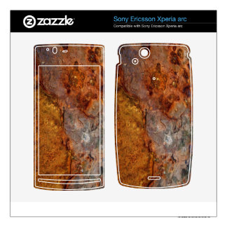 Sony Ericsson Xperia arc skin