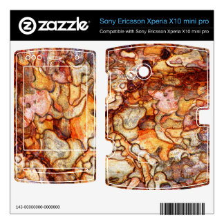 Sony Ericsson Xperia X10 mini pro Xperia X10 Skin
