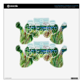 Sony PlayStation 3 Dualshock 3 Controller Skin PS3 Controller Decals