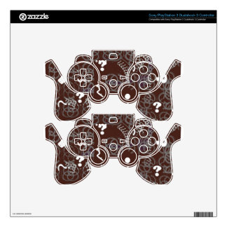 Sony PlayStation 3 Dualshock 3 Controller Skin PS3 Controller Skins