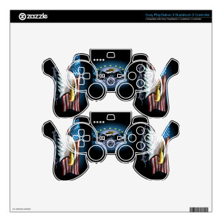 Sony Playstation 3 Decal For PS3 Controller