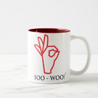 ¡SOO-WOO! Taza de café