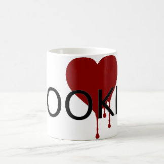 Sookie Blood Heart Coffee Mug