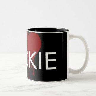 Sookie Blood Heart Coffee Mugs