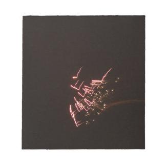 Sooled design Fireworks 2 Notepad