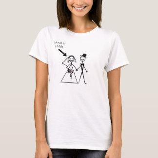 Soon 2 B Me Bride T-Shirt