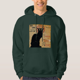"""""""Soon and the Black Cat Tour by Rodolphe Salis"""" Hoodie"""