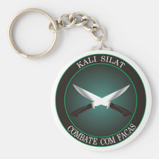 soon combat with knives keychain