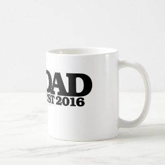 soon to be Dad est 2016 Coffee Mug