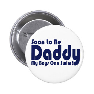 Soon to be Daddy Pin