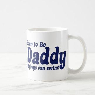 Soon to be Daddy Coffee Mug