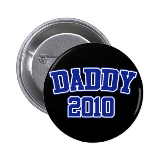 Soon to be Daddy in 2010 Button