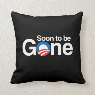 SOON TO BE GONE PILLOW