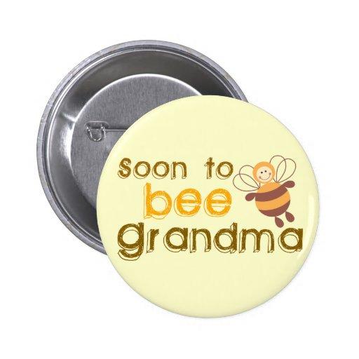 Soon to be Grandma Pin