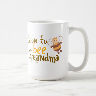 Soon to be Grandma Coffee Mug
