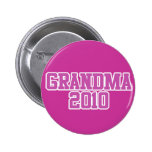 Soon to be Grandma in 2010 2 Inch Round Button