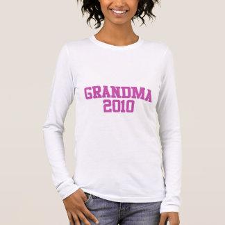 Soon to be Grandma in 2010 Long Sleeve T-Shirt