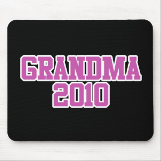Soon to be Grandma in 2010 Mouse Pads