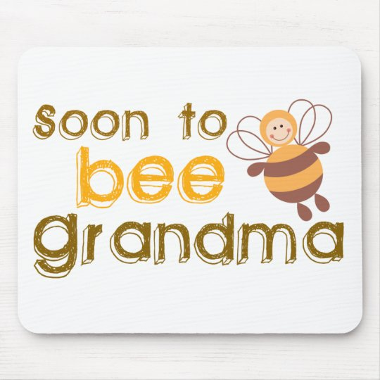 Soon to be Grandma Mouse Pad