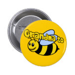 Soon to be Grandma Pinback Buttons