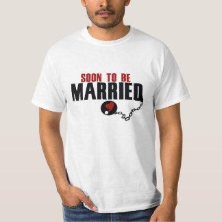 Soon to be Married Tee Shirt