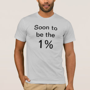 Soon to be the 1% tee