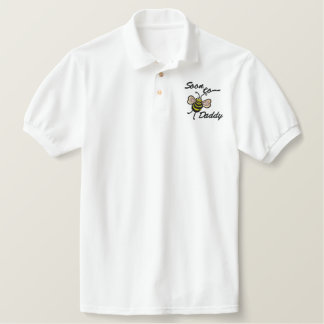 Soon to Bee Embroidered Shirt