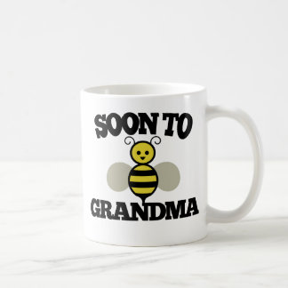 Soon to BEE Grandma Coffee Mug