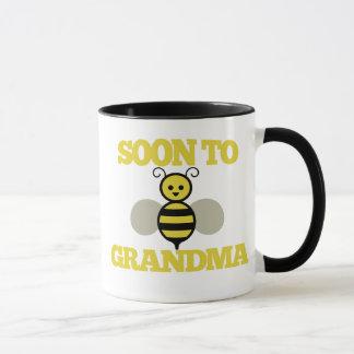 Soon to BEE Grandma Mug