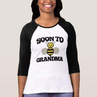 Soon to BEE Grandma T-Shirt