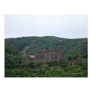 Sooneck Castle Postcard