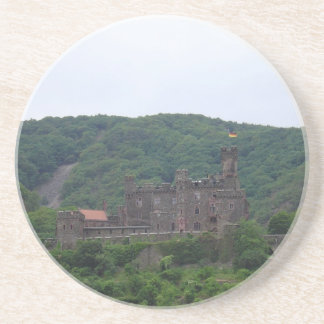 Sooneck Castle Sandstone Coaster