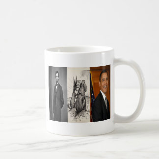 SOONER OR LATER BACK TO BACK AND SIDE TO SIDE COFFEE MUG