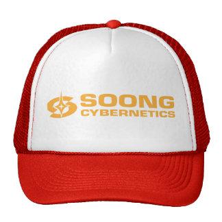 Soong Cybernetics - Noonien Soong Trucker Hat