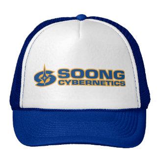 Soong Cybernetics - Noonien Soong Hat