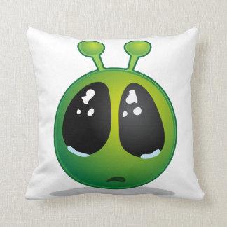 Sooo Hungry! Soooo Full! Throw Pillow