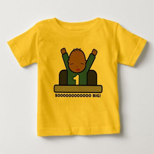 Soooo Big! (Boy Version 2) Baby T-Shirt