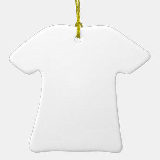 Soooooooooooo yea Double-Sided T-Shirt ceramic christmas ornament