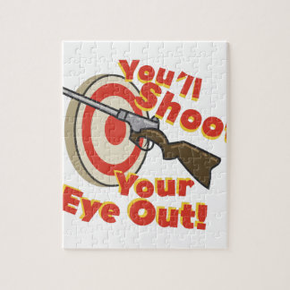 Soot Eye Out Jigsaw Puzzle