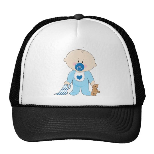 Soother Boy Trucker Hat