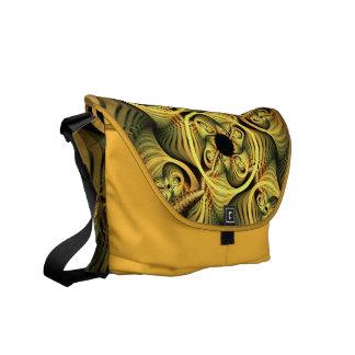 Soother Rickshaw Messenger Bag