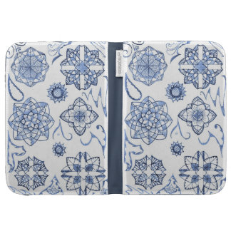 Soothing Blue Cover Kindle 3G Cover